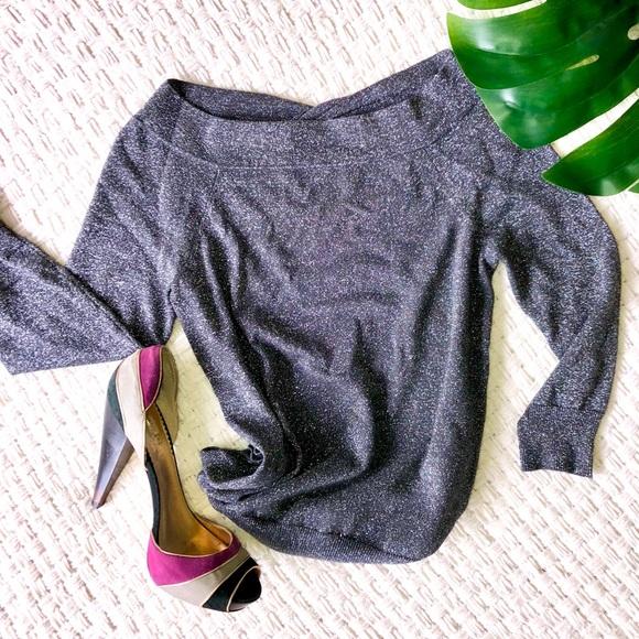 Premise Ladies Size 2X-Large Long Sleeve Thumbhole Top Charcoal Heather